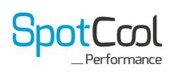 Kühllösung für Gießereien und Druckguss SpotCool Performance
