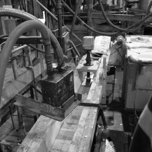 Tauchsieder für Metallgießereien
