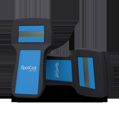 mobile measurement box water conductivity sensor