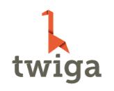 estación de calentamiento de aluminio Twiga