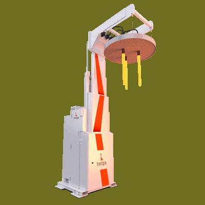 Fabricante de estación de calentamiento de aluminio Twiga