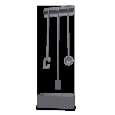 kit de limpieza para calentodor de inmersión en fundición