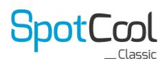 sistema de enfriamiento de fundición Spotcool Classic