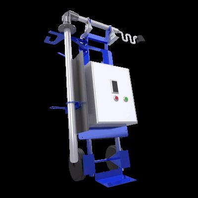 Solution de chauffage pour fonderie Watt Mobil