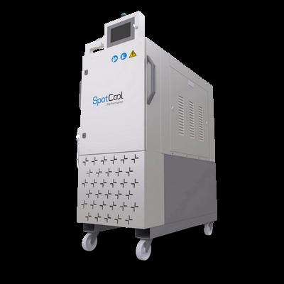 système de refroidissement pour coulée sous pression Spotcool Performance