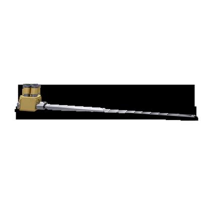 Vérin rotatif isolé Jet Cooler