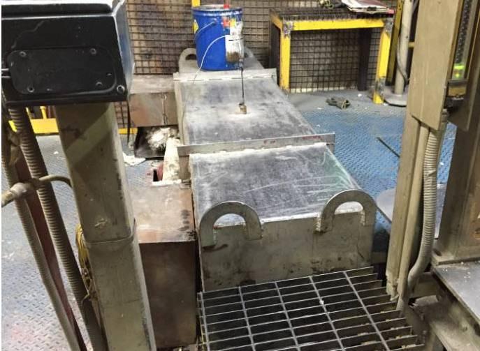 aluminium furnace solution
