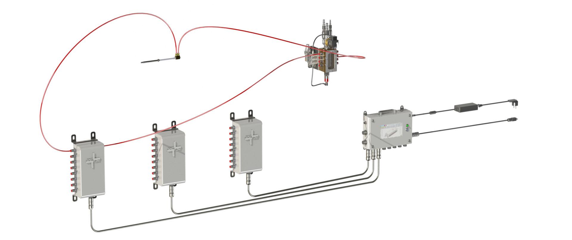 jet cooling flowmaster system