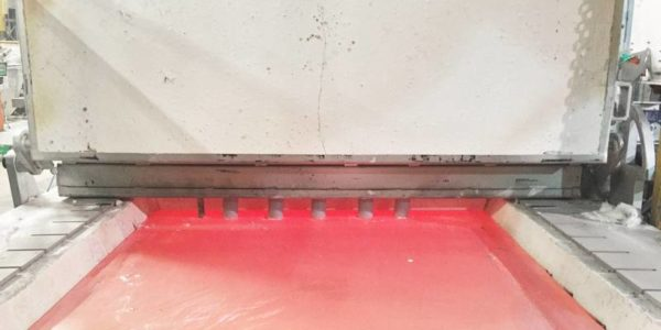 horizontal furnace aluminium foundry